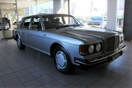 1988 Bentley Eight Silver 3 Speed Automatic Saloon