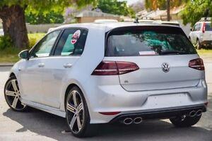 2014 Volkswagen Golf AU MY15 R Silver 6 Speed Direct Shift Hatchback