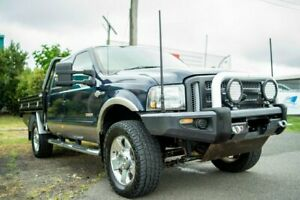 2006 Ford F250 06 Upgrade F250 King Ranch Blue Jeans 5 Speed Automatic Cab Chassis Rutherford Maitland Area Preview