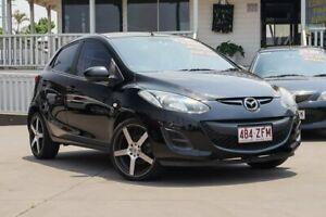 2012 Mazda 2 DE Series 2 Neo Black Manual Kedron Brisbane North East Preview