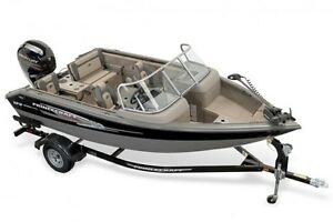 2016 Princecraft Sport 177 w/115hp Engine  - Fish