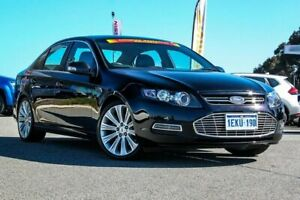2013 Ford Falcon FG MkII G6E Turbo Black 6 Speed Sports Automatic Sedan Cannington Canning Area Preview