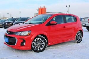 2017 Chevrolet Sonic Car LT