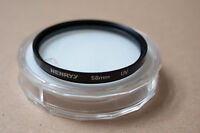 Henrys 58mm UV Filter in box