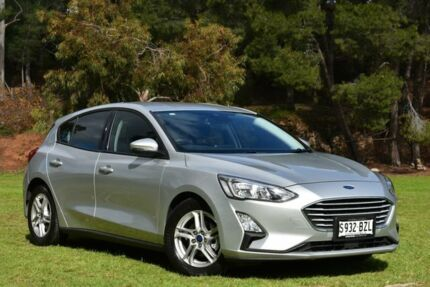 2018 Ford Focus SA 2019MY Trend Silver 8 Speed Automatic Hatchback St Marys Mitcham Area Preview