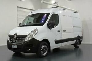 2015 Renault Master X62 Mid Roof MWB AMT White Sports Automatic Single Clutch Van Oakleigh Monash Area Preview