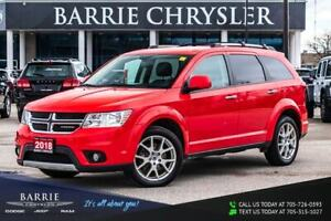 2018 Dodge Journey ***GT MODEL***ALL WHELL DRIVE***