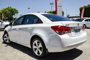 2013 Holden Cruze JH Series II MY14 Equipe White 6 Speed Sports Automatic Sedan Morley Bayswater Area Preview