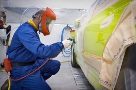 Car painter required