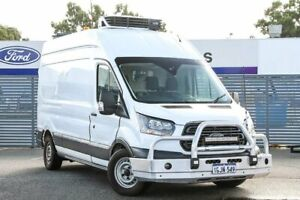 2017 Ford Transit VO 2017.75MY 350L Mid Roof LWB White 6 Speed Automatic Van
