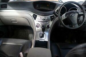 2006 Subaru Tribeca B9 MY07 R AWD Metallic White 5 Speed Sports Automatic Wagon Minchinbury Blacktown Area Preview
