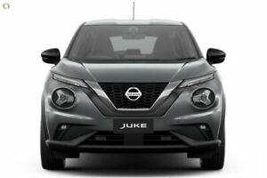 2020 Nissan Juke F16 ST+ DCT 2WD Gun Metallic 7 Speed Sports Automatic Dual Clutch Hatchback Tweed Heads Tweed Heads Area Preview