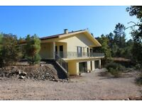 Beautiful property located next to the river Alva in Digueifel, Portugal