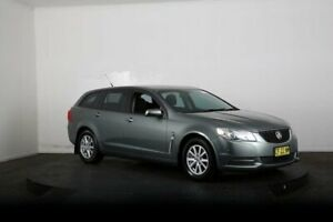 2015 Holden Commodore VF II Evoke Grey 6 Speed Automatic Sportswagon McGraths Hill Hawkesbury Area Preview