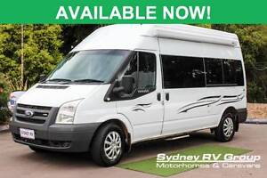 U3360 Ford Transit Kea Freedom 2 Berth Motorhome Penrith Penrith Area Preview