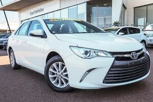 2015 Toyota Camry ASV50R Altise White 6 Speed Sports Automatic Sedan Wangara Wanneroo Area Preview