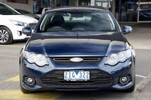 2012 Ford Falcon FG MkII XR6 Ute Super Cab Vanish 6 Speed Sports Automatic Utility