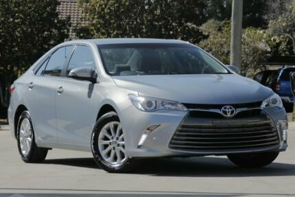 2016 Toyota Camry ASV50R Altise Blue 6 Speed Sports Automatic Sedan East Toowoomba Toowoomba City Preview