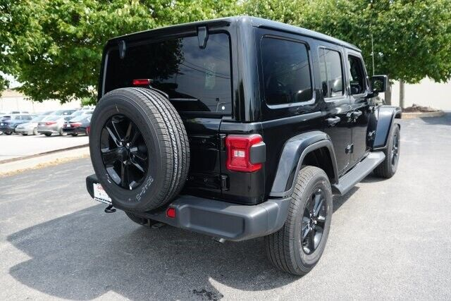 Image 3 Voiture American used Jeep Wrangler 2020