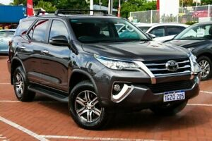 2020 Toyota Fortuner GUN156R GXL Grey 6 Speed Automatic Wagon Myaree Melville Area Preview