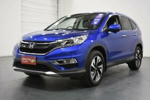 2016 Honda CR-V 30 Series 2 MY17 VTi-L (4x4) Blue 5 Speed Automatic Wagon Oakleigh Monash Area Preview