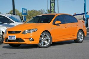 2008 Ford Falcon FG XR8 Orange 6 Speed Sports Automatic Sedan Bunbury Bunbury Area Preview