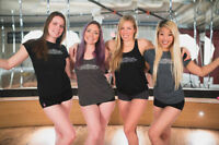 Get a Total Body Workout with Pole Fitness Kingston