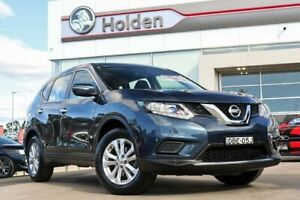 2014 Nissan X-Trail T32 TS X-tronic 2WD Tempest Blue 7 Speed Constant Variable Wagon Liverpool Liverpool Area Preview