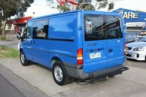 2005 Ford Transit VJ Low Roof SWB Blue 5 Speed Seq Manual Auto-Clutch Van Altona North Hobsons Bay Area Preview