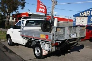2006 Toyota Hilux KUN16R MY05 SR White 5 Speed Manual Cab Chassis Altona North Hobsons Bay Area Preview