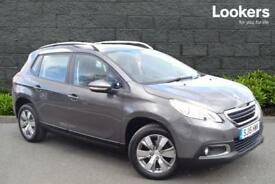 Peugeot 2008 ACTIVE (grey) 2015-03-31