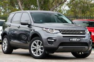 2015 Land Rover Discovery Sport L550 16MY Td4 SE Grey 9 Speed Sports Automatic Wagon Gateshead Lake Macquarie Area Preview