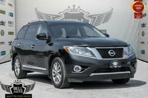 2015 Nissan Pathfinder SL NAVIGATION PANO-SUNROOF LEATHER BACKUP