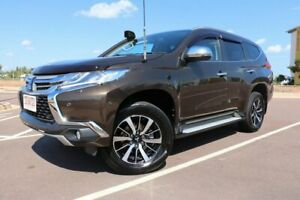 2016 Mitsubishi Pajero Sport QE MY16 Exceed 8 Speed Sports Automatic Wagon Gunn Palmerston Area Preview