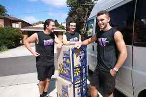 SYDNEY'S #1 RATED SYDNEY REMOVALISTS - MAN MADE MOVERS Maroubra Eastern Suburbs Preview