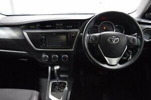 2013 Toyota Corolla ZRE182R Ascent Sport S-CVT Black 7 Speed Constant Variable Hatchback South Launceston Launceston Area Preview