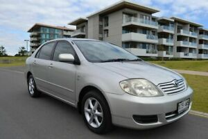 2005 Toyota Corolla ZZE122R 5Y Conquest Silver 5 Speed Manual Sedan Somerton Park Holdfast Bay Preview
