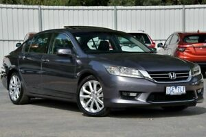2015 Honda Accord 9th Gen MY15 VTi-L Grey 5 Speed Sports Automatic Sedan Narre Warren Casey Area Preview