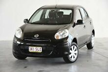 2012 Nissan Micra K13 ST Black 5 Speed Manual Hatchback Robina Gold Coast South Preview