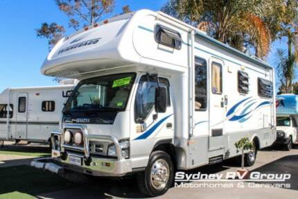 U3570 Winnebago Alpine Spacious & Comfortable Full Of Features