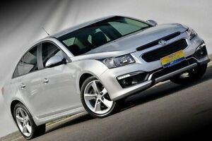 2015 Holden Cruze JH Series II MY15 SRi-V Silver 6 Speed Sports Automatic Sedan Ferntree Gully Knox Area Preview