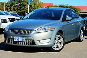 2008 Ford Mondeo MA TDCi Silver 6 Speed Sports Automatic Sedan Midland Swan Area Preview