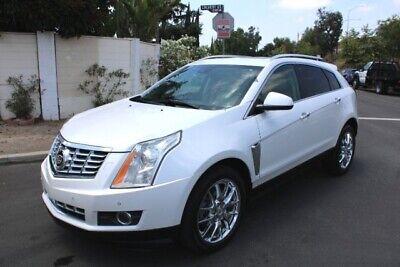 2013 Cadillac SRX Premium Collection 2013 Cadillac SRX Premium Collection 59959 Miles White SUV 3.6L V6 24 Valve 308H