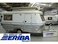 2002 Eriba Triton 410GT