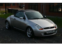 Ford StreetKA Convertible 1.6 (Cheap convertible for everyday use)