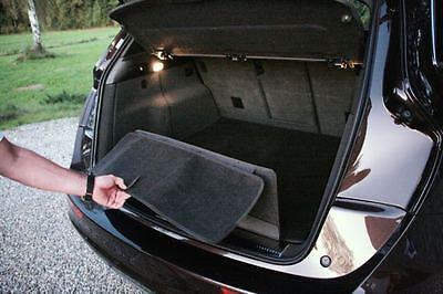 Kofferraumschutzdecke für Renault Modus Steilheck Hatchback 5-türer 09.04