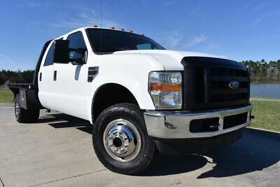 2009 Ford F-350 XL 2009 Ford Super Duty F-350 DRW XL 175770 Miles White Pickup Truck 8 Automatic