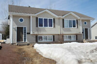 SIDE BY SIDE DUPLEX IN MONCTON NORTH!