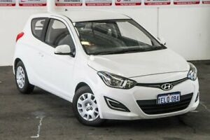 2014 Hyundai i20 PB MY14 Active 6 Speed Manual Hatchback Myaree Melville Area Preview
