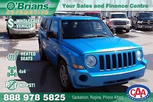 2008 Jeep Patriot Sport - Wholesale Unit, No PST!